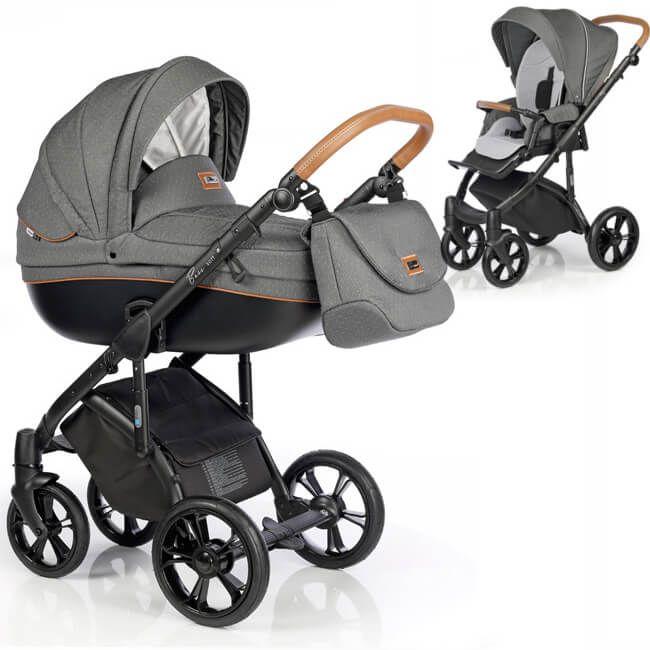 Roan Bass Soft Wozek 2w1 Baby Strollers Stroller Soft