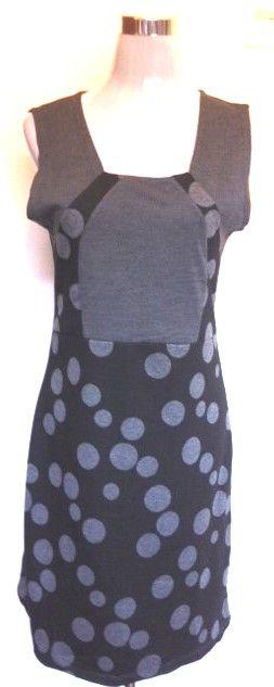 Vestido algodón grueso. Talla M-L. $16.000