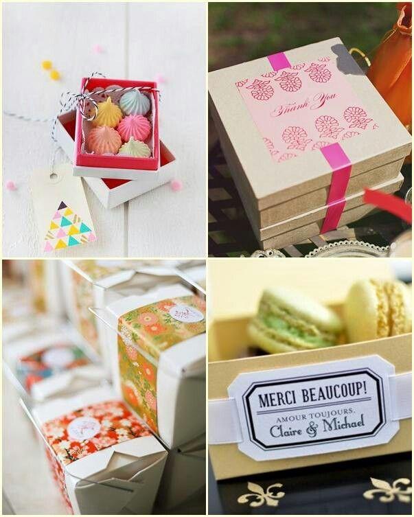 Macarrones Souvenirs Wedding Our Wedding Y Bridal