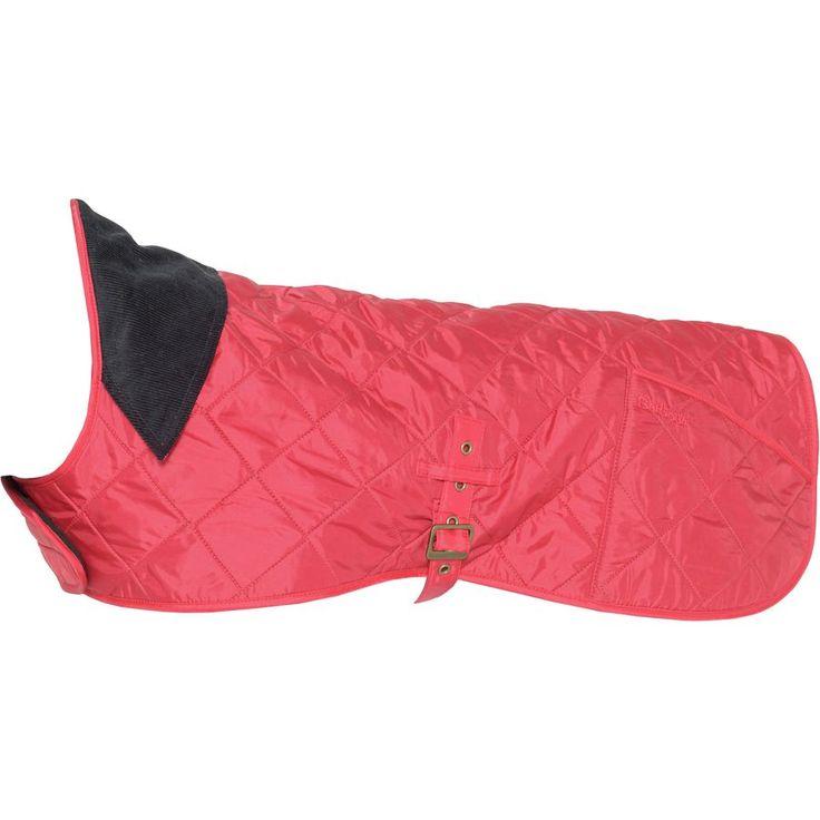 Barbour - Liddesdale Dog Coat - Red