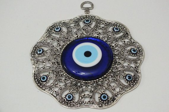Evil Eye Wall Hanging evil eye wall decor, lucky evil eye wall hanging, houses ornaments