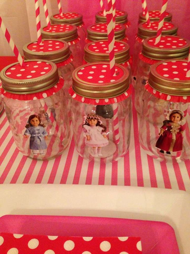 Birthday Party Ideas American Girl Image Inspiration of Cake and