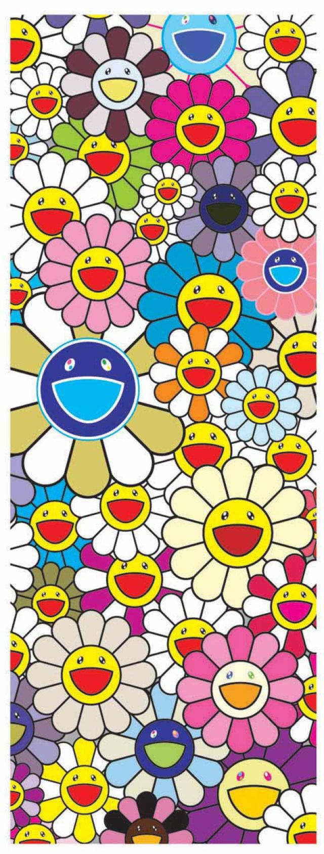Takashi Murakami | Floflowers | Edition of 100 | $10,000