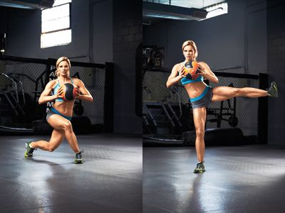Smoking hot legs- sculpt an eye-catching lower body with these seven perfect moves