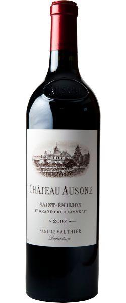 Château Ausone, Saint Emillion (Premier Classe A) From Cote section of Saint Emillion.