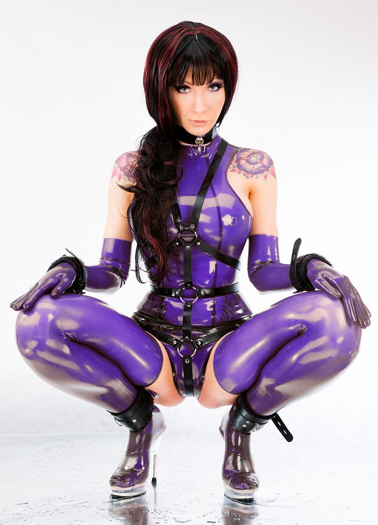 @PinFantasy - LATEX BEAUTY