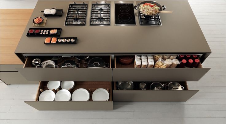 Mobilier bucătărie design model AXIS 012_1