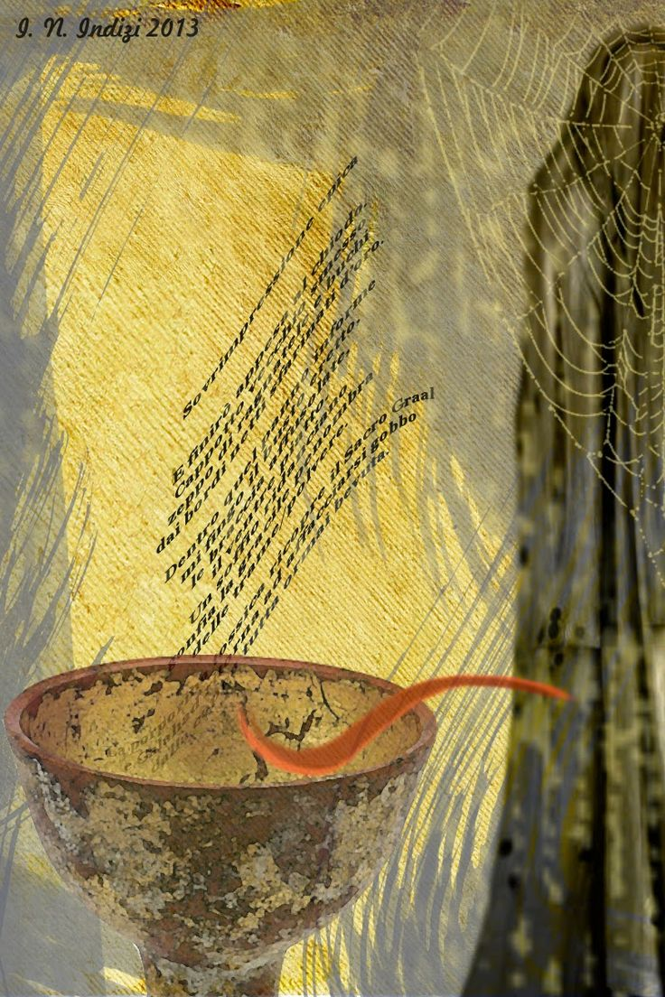 """Irene Navarra / Visioni: Dal mio """"Dentro"""": Parole e Immagini. Sovrimpressione epica 1."""