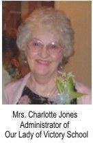 Lepanto Catholic Bookstore: Mrs. Charlotte Jones, OLVS, Post Falls, ID