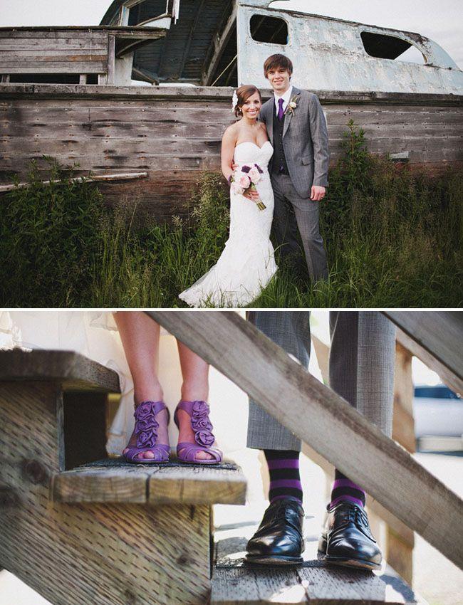 A DIY Farm Wedding | Green Wedding Shoes Wedding Blog | Wedding Trends for Stylish + Creative Brides