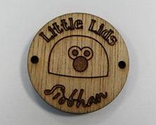 Little Lids Siobhan: Cute as a button