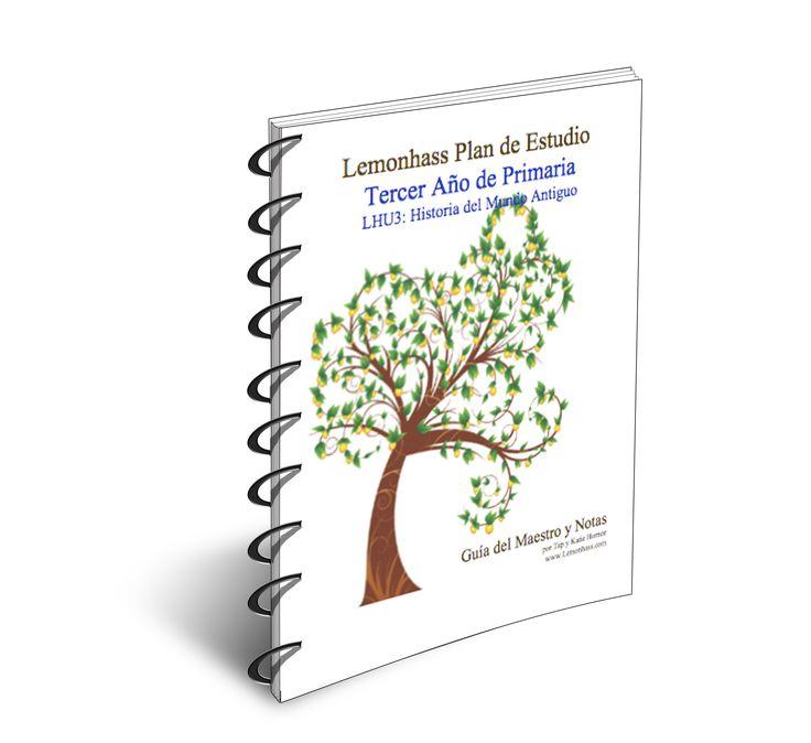 Con las Guías del Maestro Lemonhass se puede educar en casa desde preescolar hasta sexto grado. Visítanos hoy en www.Lemonhass.com!