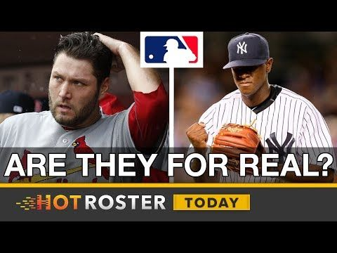 2017 Fantasy Baseball: Buy-Low, Sell High Candidates - Week 9 | HotRoster Today