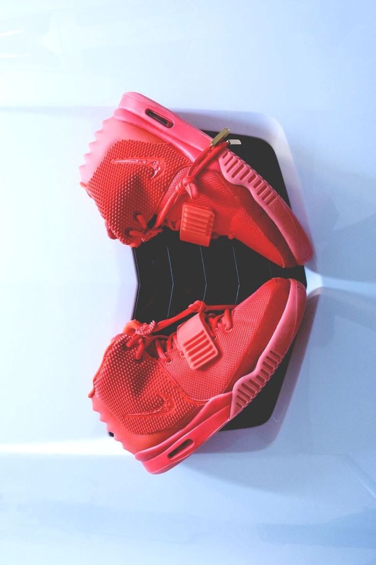 Nike Yeezy 2 'Red October'