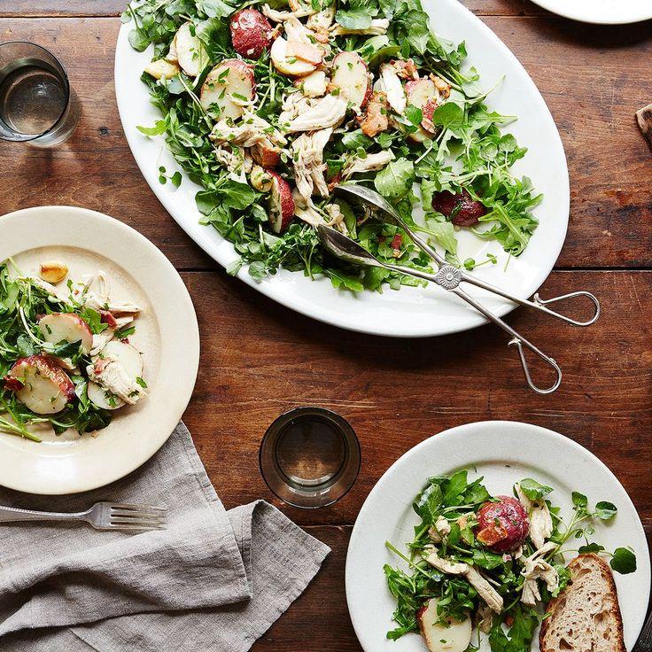 The Silver Palate's Turkey Hash Salad Recipe on Food52 recipe on Food52