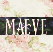 "MAEVE. Irish. ""She who intoxicates."" I love this because a nickname is Mab, which are my maiden initials. Maeve is a short and sweet legendary ancient Irish queen's name that is now finding well-deserved favor at #500 in the US--an excellent first or middle name choice, with more character and resonance than Mae or May. Maeve/Mab is in mythology and literature multiple times. Chris O'Donnell used Maeve for his daughter. #babynames #irishnames #girlnames #unique"