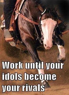 horses 3 spook gotta reining horses equine sports reining quotes ...