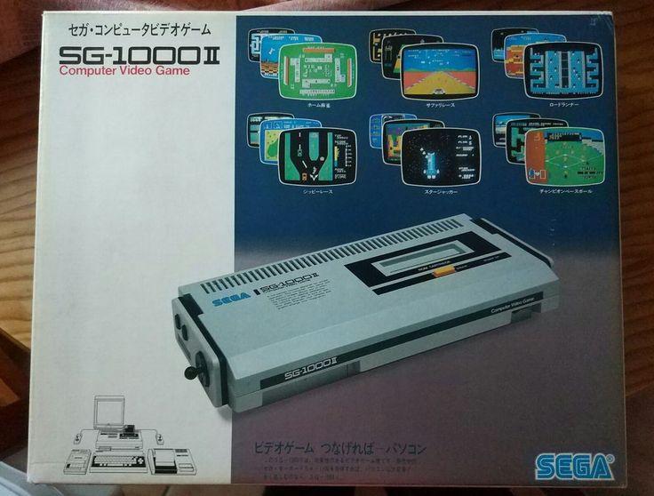 Sega sg 1000 II