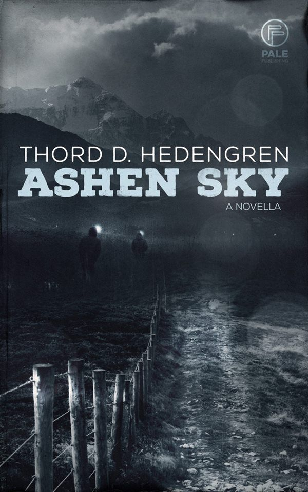 Book Cover for Ashen Sky by gaborcsigas