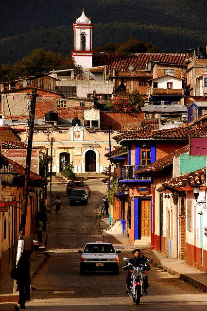 San Cristobal de Las Casas, Mexico - such a beautiful place, many good memories :)