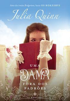 Editora Arqueiro lançará em Agosto, Uma dama fora dos padrões(Série Os Rokes… – #Livros