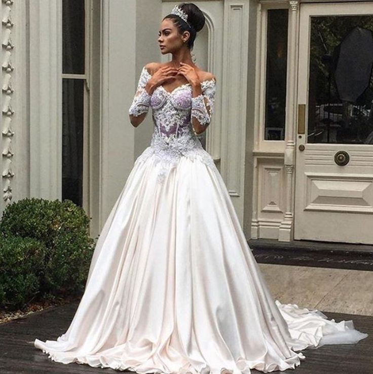 61 besten Pallas Couture Bilder auf Pinterest | Brautkleider, Pallas ...