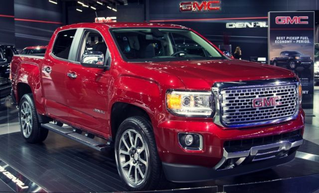2020 Gmc Canyon Will Be Available In Extended And Crew Cab