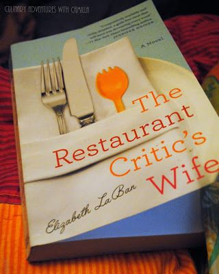 Culinary Adventures with Camilla: Sazerac + The Restaurant Critic's Wife for Foodie Reads 2016