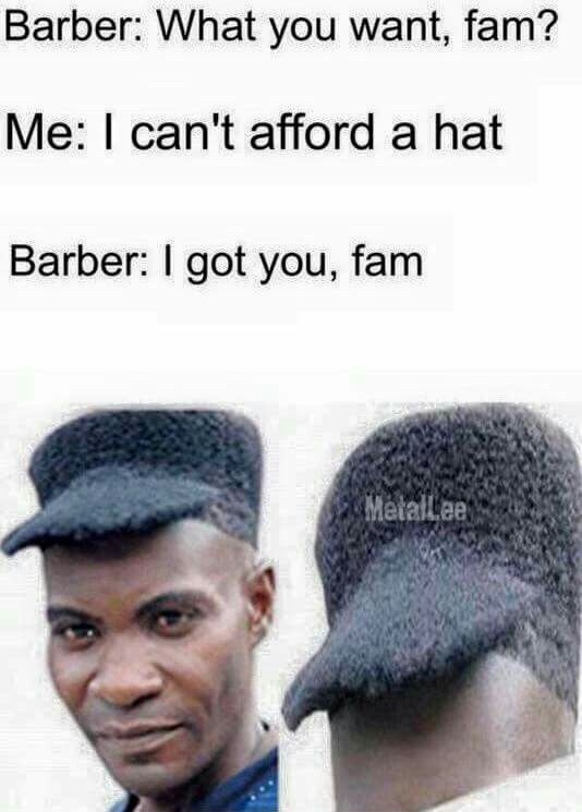 ...really... #barber