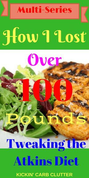 The first post of a new diet series that details how I lost over 100 pounds tweaking the Atkins Diet. This post outlines the original Atkins Diet and exactly what I ate to lose 40 pounds in only 6 weeks.