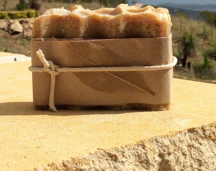 Honey, Oat & Goat Lulu Handmade Soap