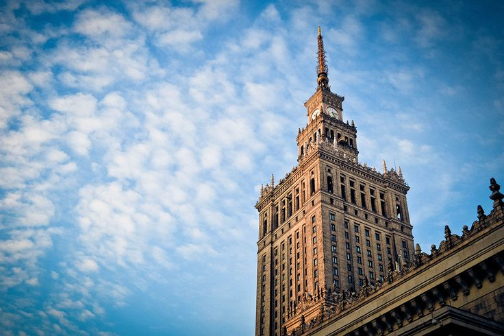 Varşova Seyahat Rehberi