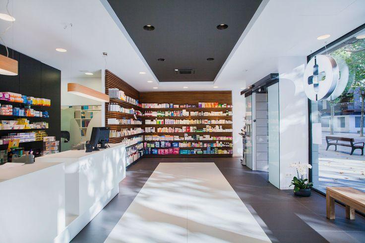 Farmacia Vitoria, Ana Sanz - Enrique Polo Estudio