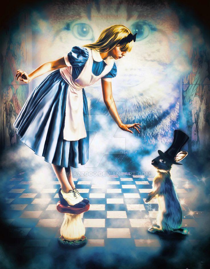 Alice update by Yaazzooo on DeviantArt