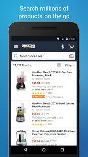 Amazon Shopping- screenshot thumbnail