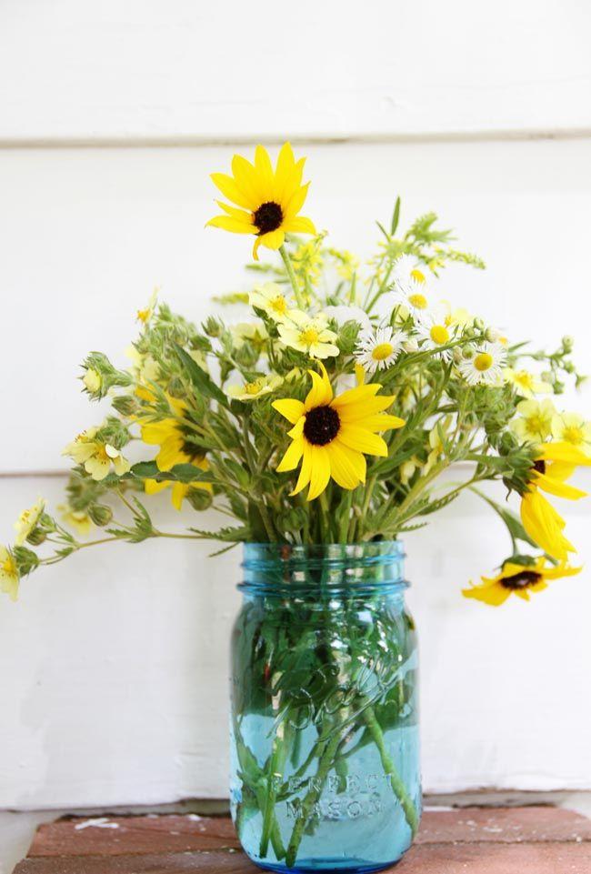 {wildflowers}  Simple is sometimes the best...