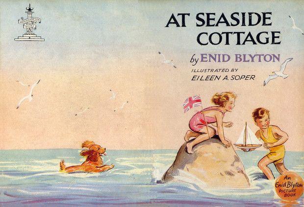 Eileen Soper - At Seaside Cottage (Enid Blyton)