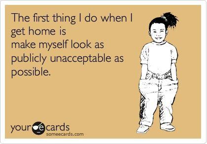 yep: The Doors, Giggl, My Life, Sweat Pants, Funny Stuff, So True, Ecards, True Stories, Sweatpants