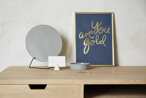 Gold!! Shop this poster in different colors. Photocredit: ILMT