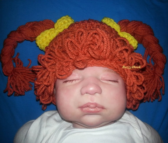Crochet Red Hairstyles : Beautiful red hair, Red hair and Crochet hats on Pinterest