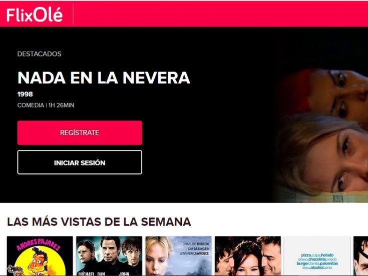 FlixOlé, la plataforma de TV en streaming para los muy españoles