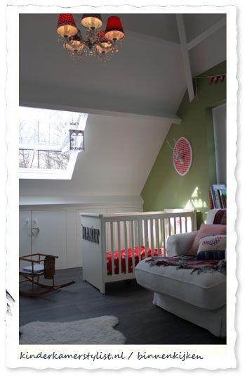 Kinderkamer tweeling / Hidde