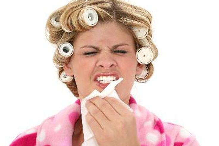 Síntomas de las alergias estacionales - presión y dolor en el pecho   Muy Fitness