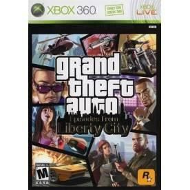 Grand Theft Auto GTA Episodes From Liberty City Game Xbox 360 | http://gamesactions.com shares #new #latest #videogames #games for #pc #psp #ps3 #wii #xbox #nintendo #3ds
