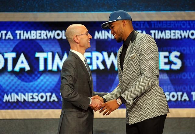 Karl-Anthony Towns, Tyus Jones and the parameters of hope | MinnPost