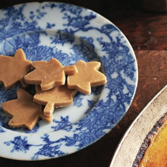 Get the holiday festivities started with a sweet melt-in-your-mouth maple fudge! More holiday recipes at Chatelaine.com