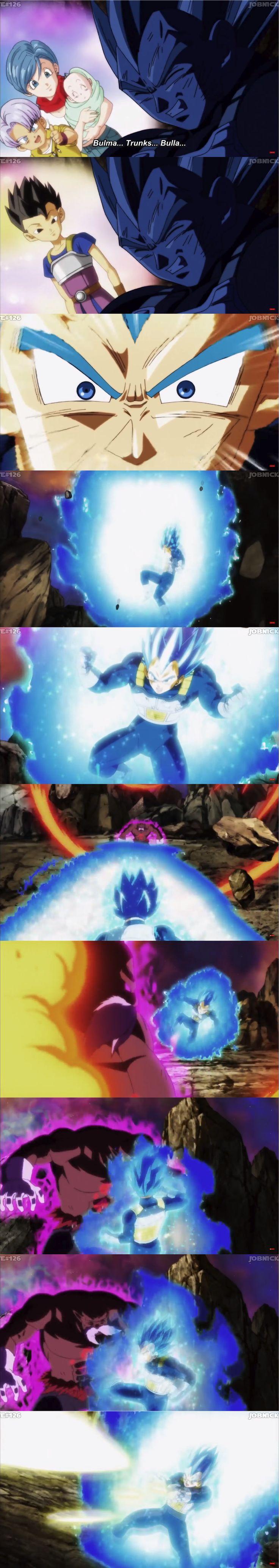 Dragon Ball Super 126 (Vegito)