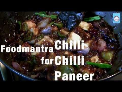 How to Make Chilli Paneer || Ask The Chef