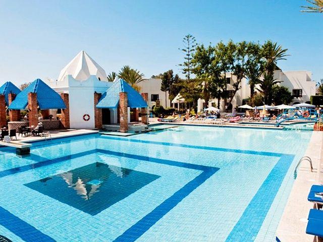 Traveliada.pl - wakacje w hotelu Caribbean Village Agador - Maroko, Agadir