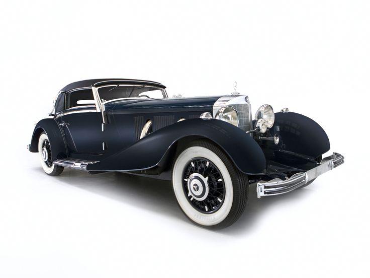 1935 Mercedes-Benz 500K Cabriolet A